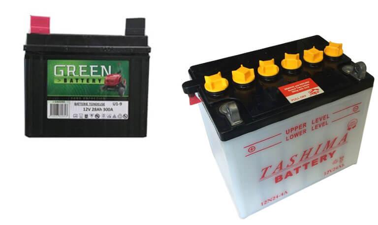 Batterie pas cher Chanas : batterie tondeuse