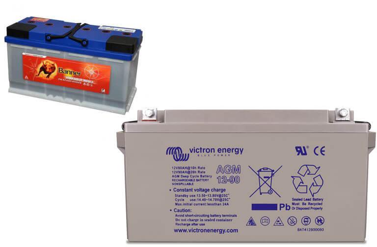Batterie pas cher Saint-Quentin-Fallavier : batterie camping car