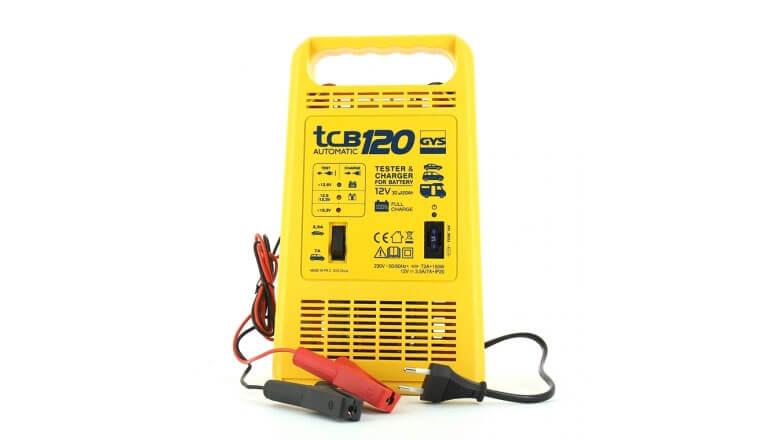 Chargeur de batterie Vienne : TCB 120 GYS