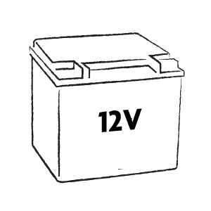 Batteries 12 Volts